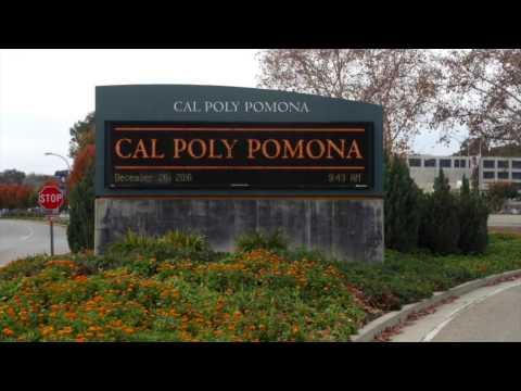 Tour of Cal Poly Pomona