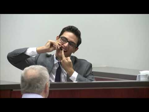 LIVE: Steven Jones NAU Shooting Trial 4/21/17 - Steven Jones testifies