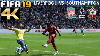 FIFA 19 (PC) Liverpool vs Southampton | PREMIER LEAGUE PREDICTION | 22/9/2018 |4K 60FPS
