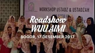 Roadshow WUU AIMI di Bogor