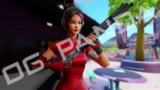 "Fortnite Season 9 Skin ""Demi"" in Blender (Fortnite 3D Thumbnail Speed Art)"