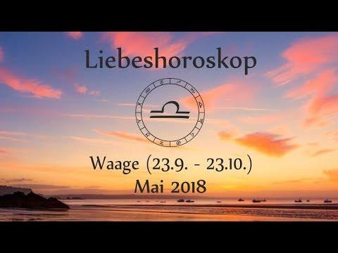 Horoskop Sternzeichen Waage: Liebe und Leben im Mai 2018