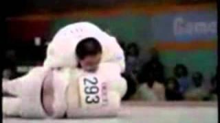 أخلاق بطل الجودو المصري محمد رشوان في أوليمبياد 1984