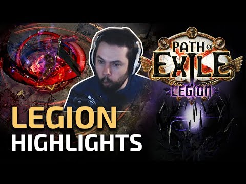 LEGION IS HERE! - Day 1 Highlights