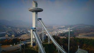 Los Juegos Olímpicos de Invierno en Corea del Sur serán