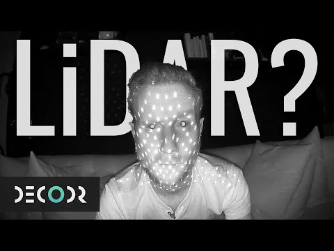 What is LiDAR? (& Why is It on Apple Devices All of a Sudden)
