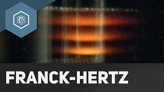 Franck-Hertz-Versuch einfach erklärt