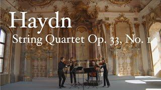 J. Haydn (1732-1809): String Quartet in B minor, Op. 33, No. 1