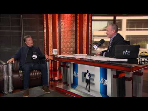 Actor Alan Thicke Joins The RE Show in Studio – 12/7/16