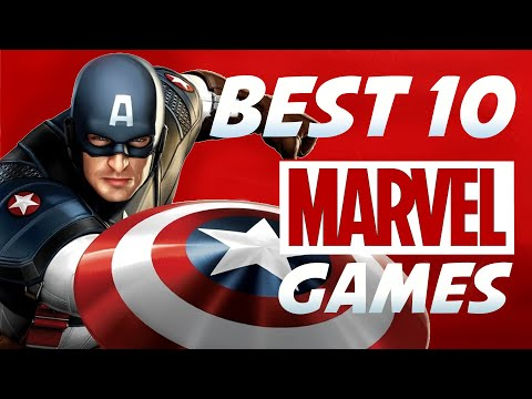 TOP 10 BEST Marvel Games For Android And IOS