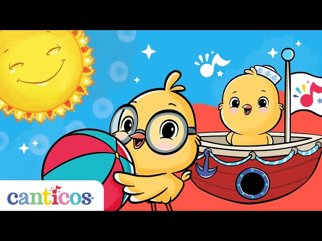 Canticos   5 New Songs to Sing and Learn for Toddlers   Nursery Rhymes