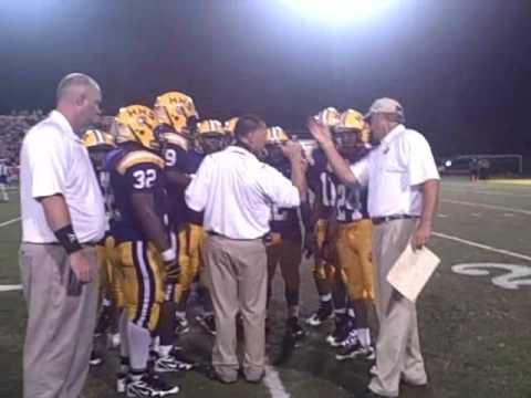 Hattiesburg High Tigers VS Madison Central 8/21/09