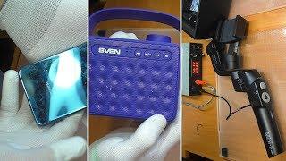 3 ПРОСТИХ РЕМОНТУ: Смартфон Huawei P10 / Стабілізатор Moza Mini S / Колонка SVEN PS-72