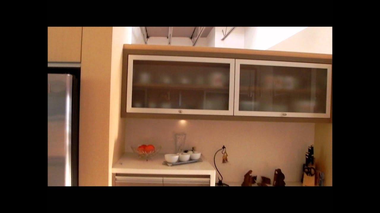 Gabinetes modernos de cocinas en puerto rico youtube for Cocinas modernos pequenos