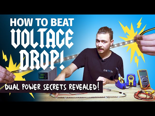 How to beat voltage drop!