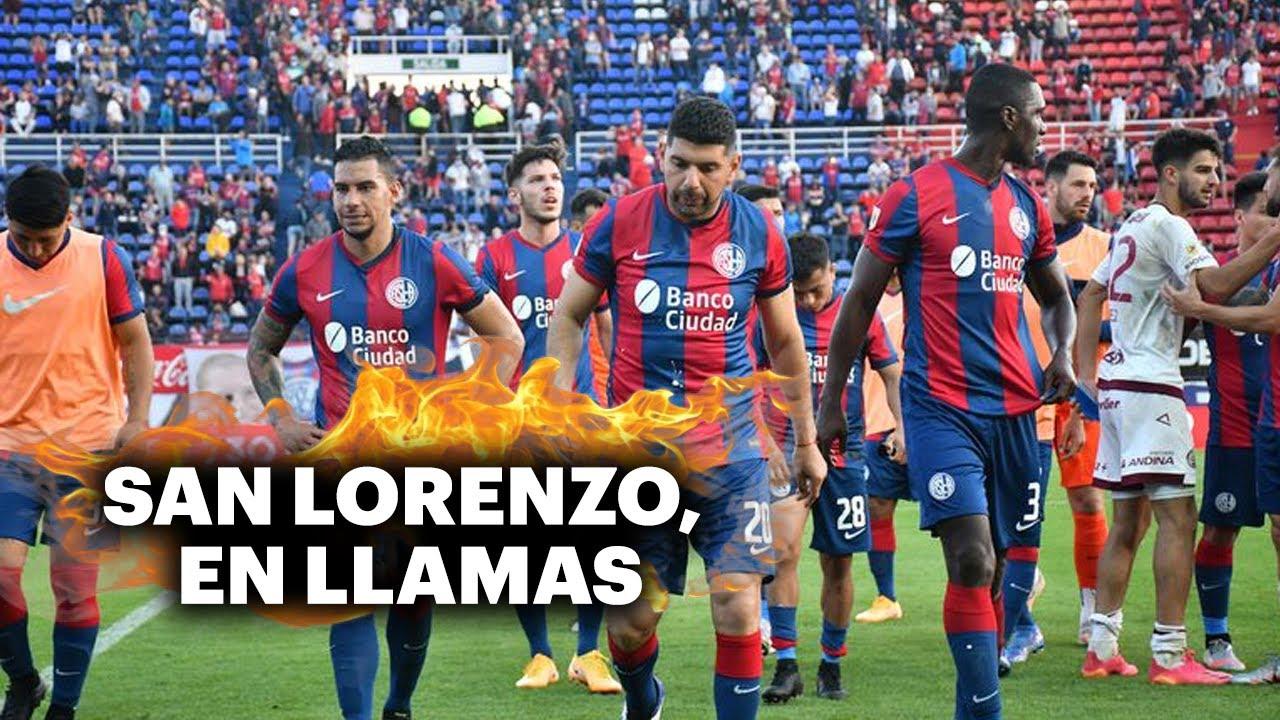 """Download """"¡QUE SE VAYAN TODOS!""""🔥LOS HINCHAS DE SAN LORENZO EXPLOTARON TRAS LA DERROTA ANTE LANÚS💣"""