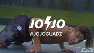 LTO fitness instructor Jojo Freestyle!