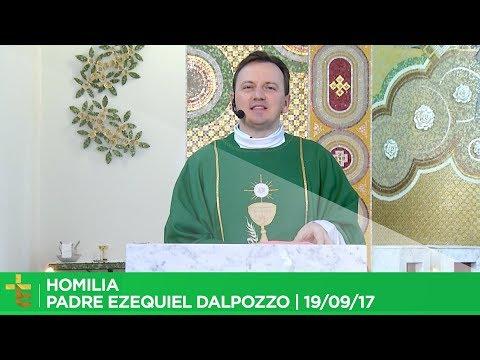 HOMILIA  PADRE EZEQUIEL DALPOZZO  19/09/17