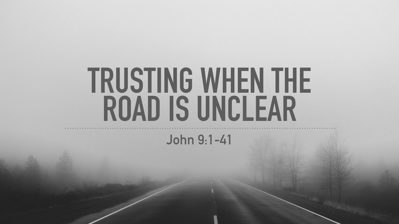 Joh 9 1 41