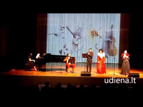 Utenos trio MAGISTRAI koncertas