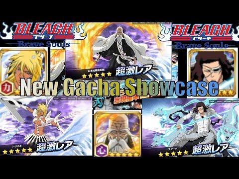 Bleach Brave Souls - Harribel , Starkk & Yamamoto Showcase !! NEW GACHA
