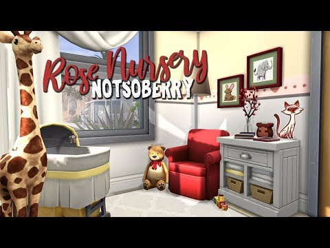Rose Nursery 🌹 || The Sims 4 Not So Berry - Mint thumbnail
