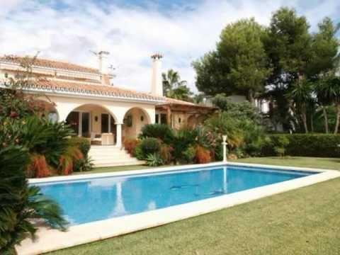 villa de luxe espagne marbella vacances espagne youtube On villa de luxe marbella