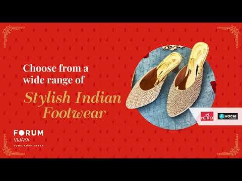 Wedding Shopping With Forum Vijaya Mall