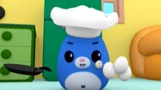 Руби и  Йо-йо - сборник - Самые вкусные серии - обучающие мультфильмя для детей