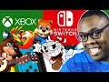 TOP 5 XBOX & NINTENDO Crossovers I Want To See