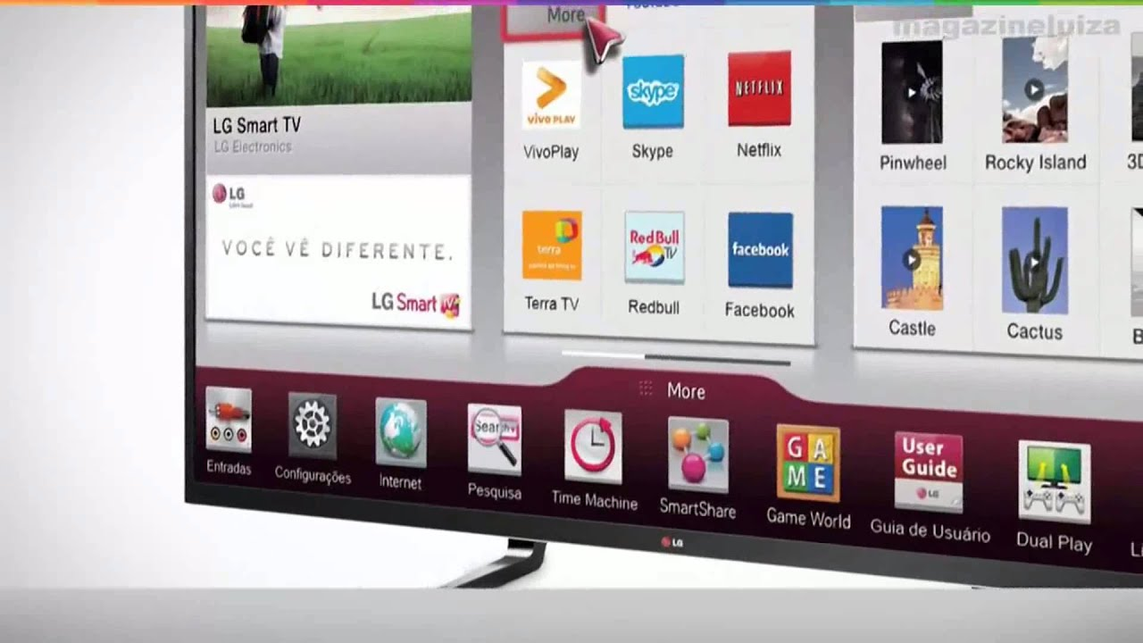 how to watch 3d movies on lg smart tv