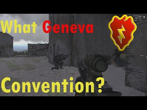 What Geneva convention?