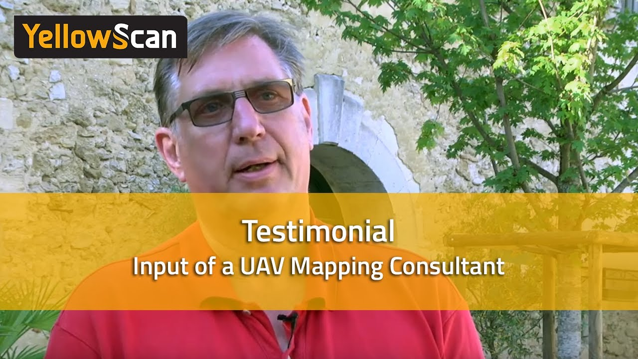 YellowScan LIDAR for Drone 2016 - Input of a UAV Mapping Consultant