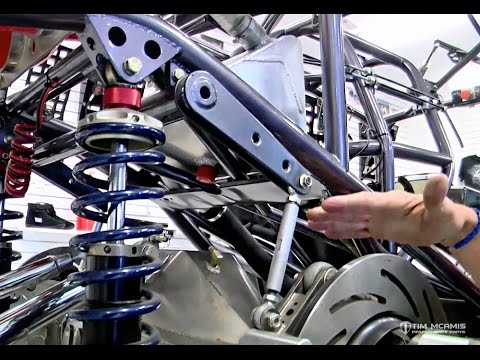 Rear Suspension Overview: Part 4 – Anti-Roll Bar