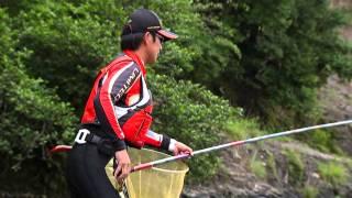 【いつでも釣り気分!】#015 真夏の清流で名手共演 熊野川水系の良型アユ