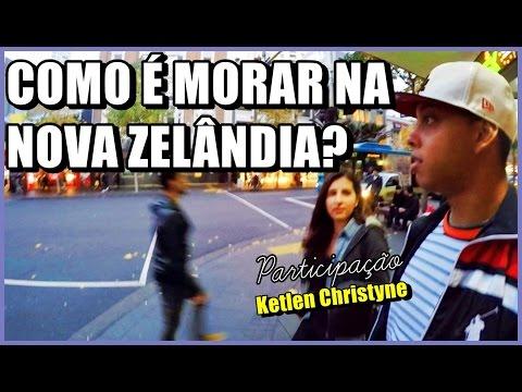 Morar no Exterior : Conquistas e dificuldades de Brasileiros em Auckland, Nova Zelândia