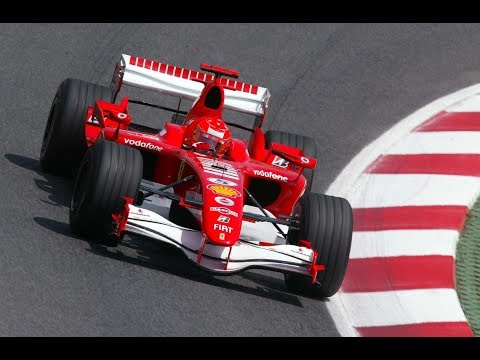 MICHAEL SCHUMACHER VS FERNANDO ALONSO - NURBURGRING 2006