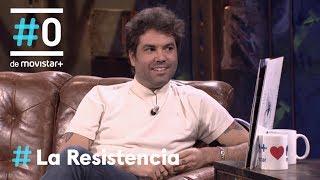 LA RESISTENCIA - Entrevista a Joe Crepúsculo | #LaResistencia 03.10.2018