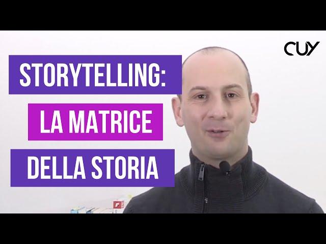 Storytelling – la matrice della storia