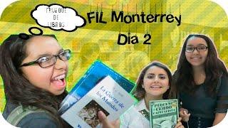 Libros en la ciudad: Trueque de libros y pequeño cerdo capitalista │FIL MTY Día 2