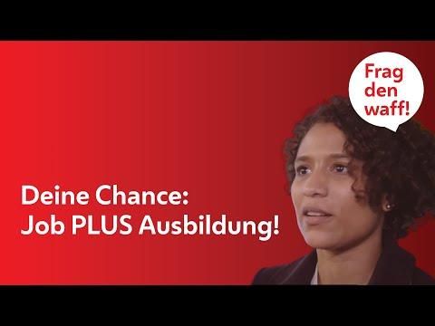 Top-Jobchance: Jobs PLUS Ausbildung