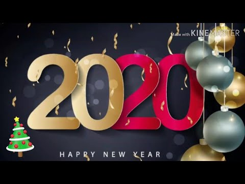 Happy New Year 2020 Beautiful Status Video Happy New Year 2020 Wishes