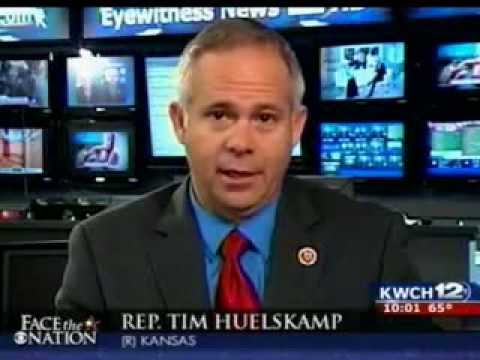 Rep. Huelskamp interview with KWCH Eyewitness News