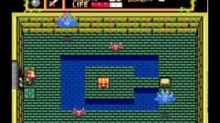 Neutopia - Turbografx-16 Gameplay