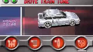 Tokyo Xtreme Racer Advance - So perdi aqui