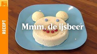 Mmm, de ijsbeer