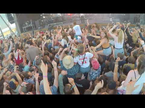 foster the people - Pumped up Kicks, Falls Festival Marion Bay 30/12/17
