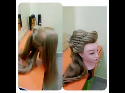 May 21, 2020 🌼🌼 Hairstyle for Long hair/hairstyle/long hair🌼🌼