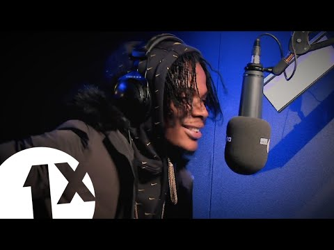 Masicka's Hiphop Freestyle For Rampage Sound On 1Xtra