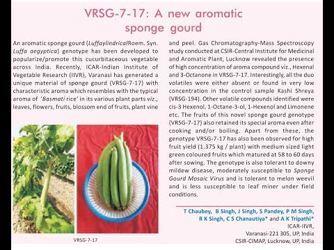ICAR , Research Highlight @ New Varieties